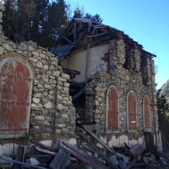panticosa edificio derruido apudepa protección patrimonio