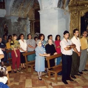 Iglesia de Puibolea antes de los desastres 3