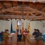 Apoyo al yacimiento de La Malena del Presidente de la Comarca del Campo de Belchite