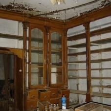 Interior casa Puértolas 13