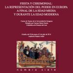 """Interesante curso de verano """"Fiesta y ceremonial: la representación del poder en Europa…"""""""