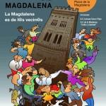 L@s vecin@s convocan un abrazo a la iglesia de la Magdalena.
