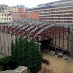 Apudepa denuncia la vergonzosa situación del Teatro Fleta y exige finalizar sus obras