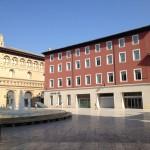 Apudepa pide la máxima protección para los restos y el solar del palacio de la Diputación del Reino de Aragón