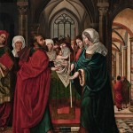 ¿Es o no es? La tabla de la Presentación de Jesús en el templo del retablo mayor del monasterio de Sijena