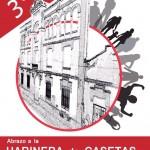 Abrazo a la Harinera de Casetas. Apudepa participará en la jornada reivindicativa del 3 de junio