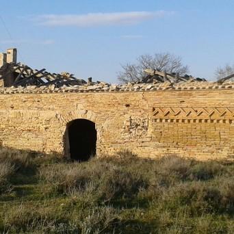 Ermita de Gañarul en 2016