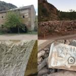 Apudepa denuncia el derribo de la histórica ermita de Los Palacios, en La Almunia